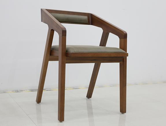 8P01海菲餐椅北欧风格实木餐椅实木椅子