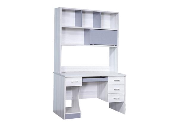 755佳林书台现代风格写字台书桌书台上架