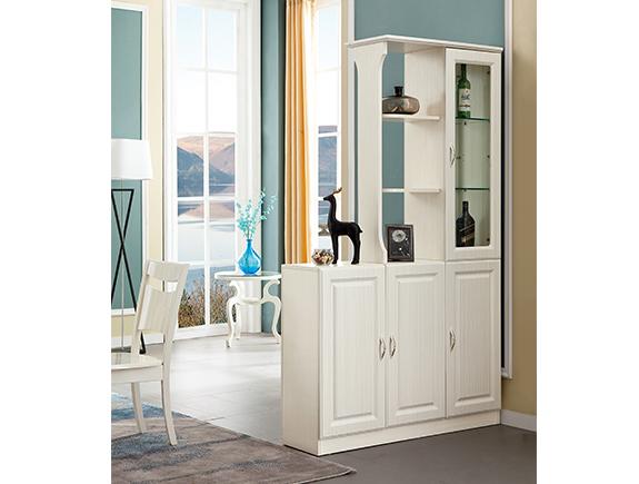 TG-EE款间厅柜A森间厅柜简欧风格板式间厅柜