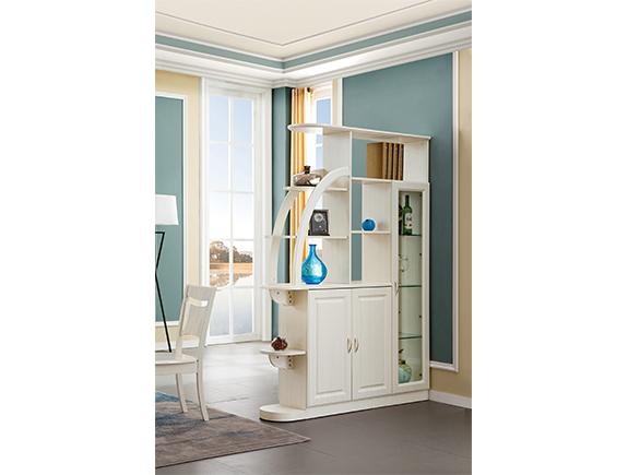 TG-FF款间厅柜A森间厅柜简欧风格板式间厅柜