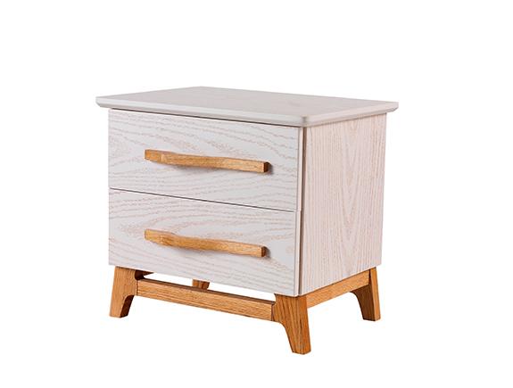 B06克罗地亚床头柜地中海风格收纳柜储物柜