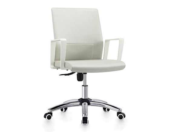 K007网布椅松宝大办公椅类会议椅职员椅