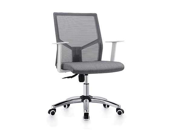 K009+K010网布椅松宝大办公椅类会议椅职员椅