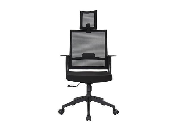WA930网布椅松宝大办公椅类会议椅职员椅