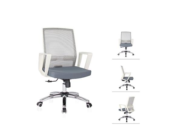 ZB1+ZB2+ZB3网布椅松宝大办公椅类会议椅职员椅