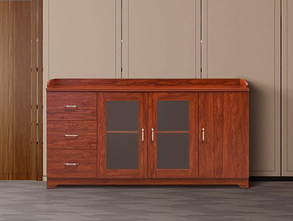 172.0466-HF616#班台油漆系列高管台办公桌