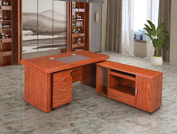 172.0467-HF706#班台油漆系列高管台办公桌