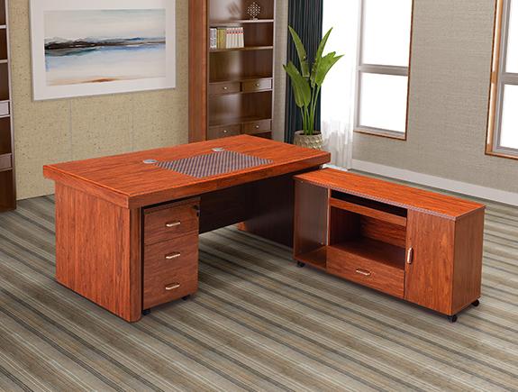 172.0537-HF708#班台油漆系列高管台办公桌