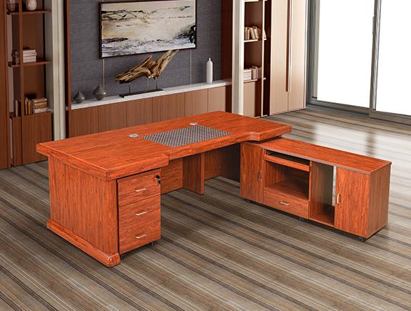 172.0471-HF724#班台油漆系列高管台办公桌