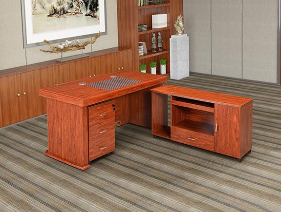 172.0473-HF816#班台油漆系列高管台办公桌