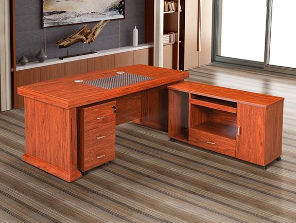 172.0474-HF818#班台油漆系列高管台办公桌
