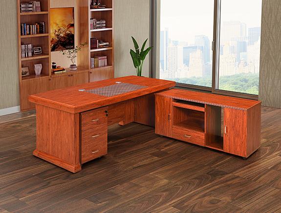172.0475-HF820#班台油漆系列高管台办公桌