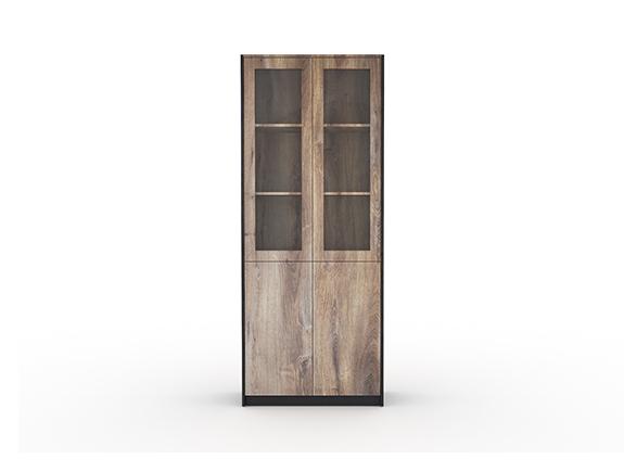 7067.1283-NS2808文件柜胶板系列展示架饰品柜