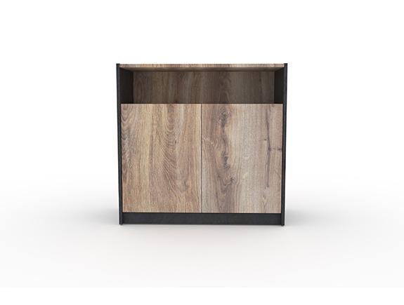 7067.1289-NWS005矮柜胶板系列储物柜