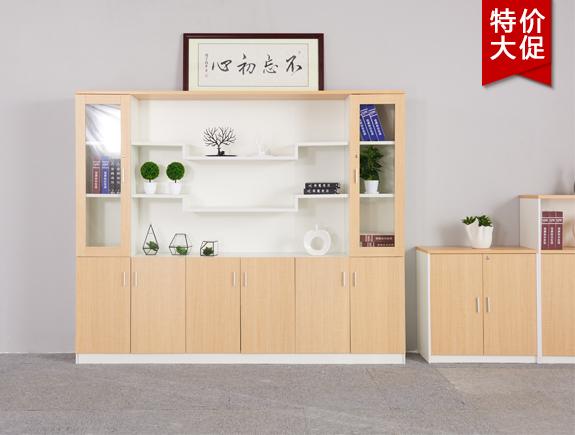 7005.5323-BON-1612六门文件柜胶板系列储物柜展示架